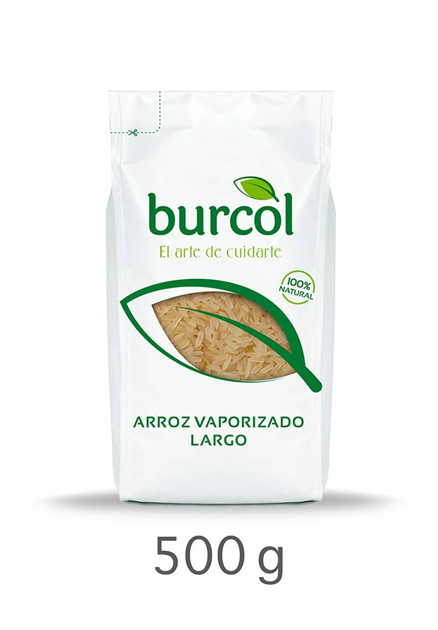 Arroz Vaporizado Largo
