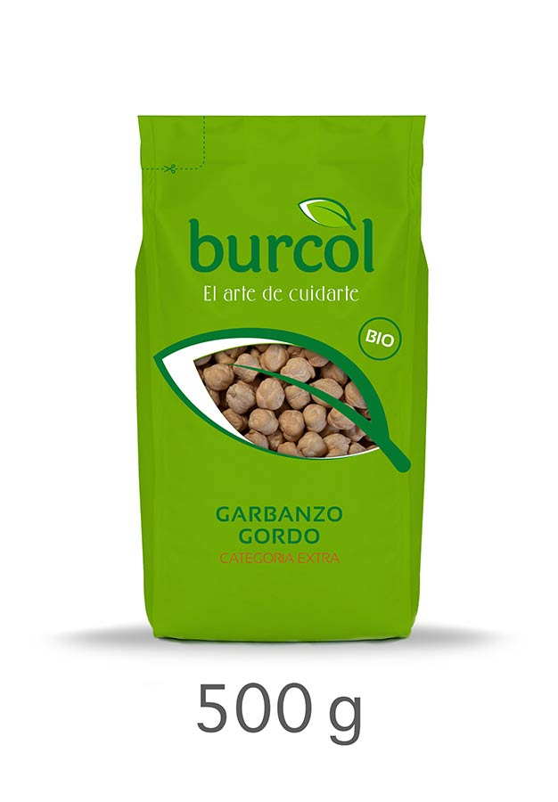 Garbanzo Gordo Bio