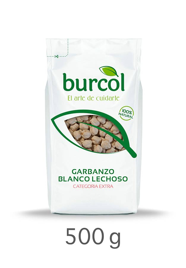 Garbanzo Blanco (Lechoso)
